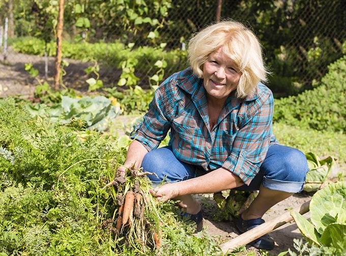 Mujeres en el sector de la agricultura en España